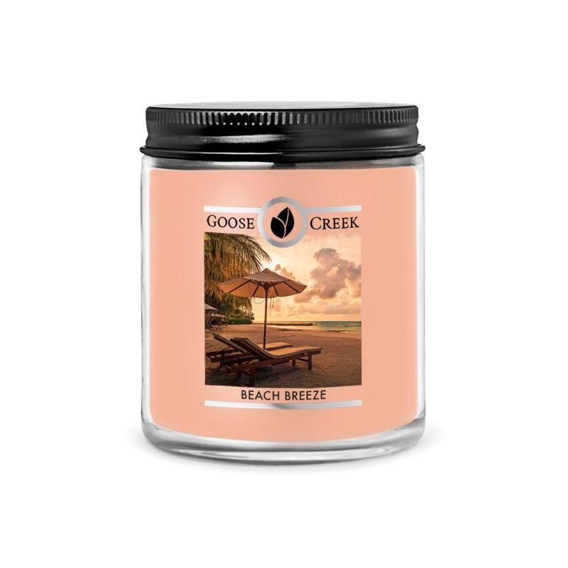 Beach Breeze Goose Creek  7oz soywax candle