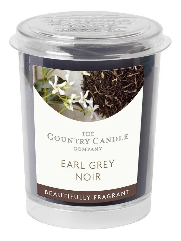 Earl Grey  Country Candle votive geurkaars 20 branduren