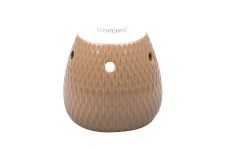 Geurbrander Vase Tear Brown