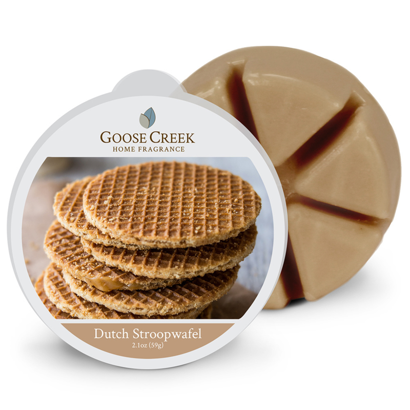 Dutch Stroopwafel Goose Creek Candle Wax Melt