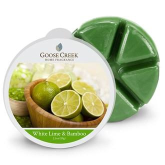 White Lime & Bamboo Goose Creek   Candle Waxmelt