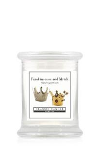 Frankincense and Myrrh  Classic Candle Midi Jar