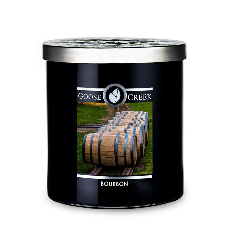 Bourbon  Goose Creek Candle Soy Wax Blend 50 branduren