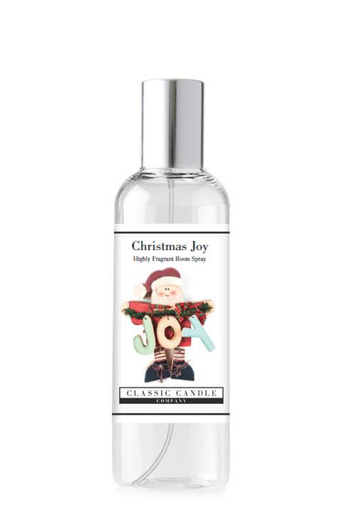 Christmas Joy Classic Candle Room Spray