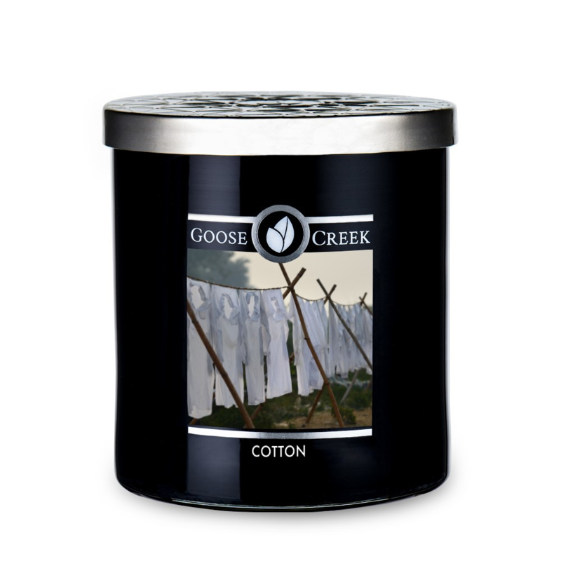 Cotton Goose Creek Candle Soy Wax Blend 50 branduren