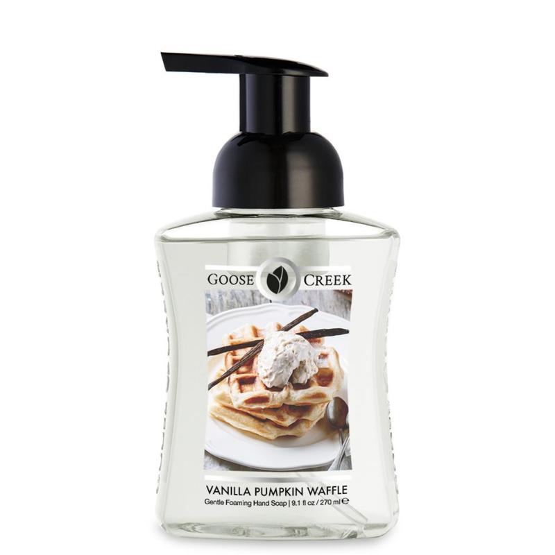 Vanilla Pumpkin Waffle Goose Creek Candle Hand Soap