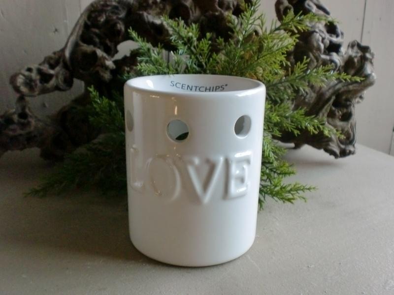 Witte Geurbrander    Love