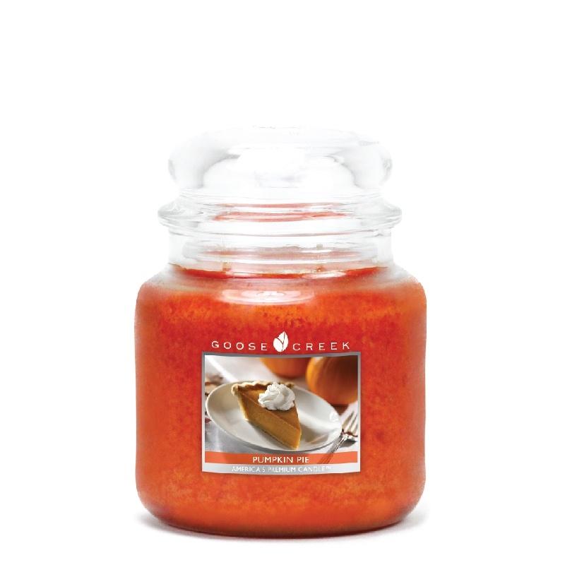 Pumpkin Pie Goose Creek Candle Medium  90 Branduren