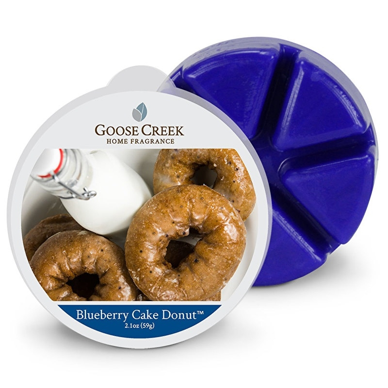 Blueberry Cake Donut Goose Creek 1 Waxmelt blokje