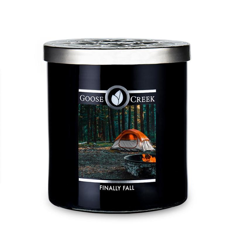 Finally Fall  Goose Creek Candle Soy Wax Blend 50 branduren