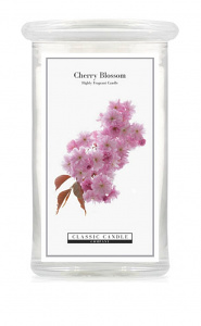 Cherry Blossom Classic Candle Large 2 wick