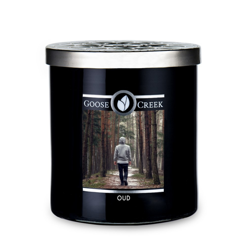 Oud  Goose Creek Candle Soy Wax Blend 50 branduren
