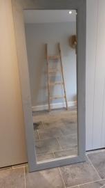 Spiegel 70x165cm grey wash