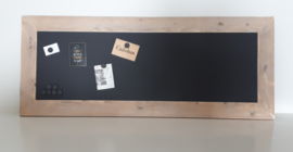 Magnetisch krijtbord 75x134cm