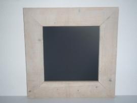 Krijtbord vierkant 70x70cm