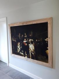 De Nachtwacht van Rembrandt van Rijn (ophalen in Lopik)