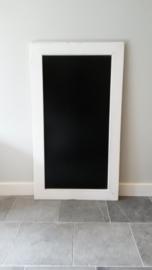Magneetbord white wash 75x134cm
