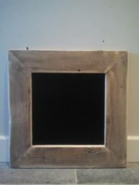 Magneetbord 50x50 cm (ZWART of WIT)