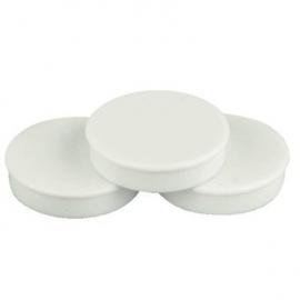 Magneten wit (10 stuks)