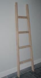 Ladder steigerhout