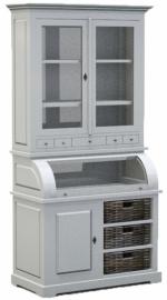Napoli Buffetkast met manden 113 cm