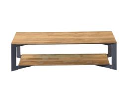 Pandora salontafel 100x100 cm