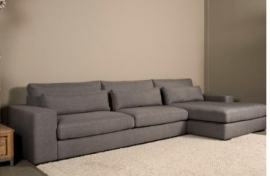 Lorenzo 2 zits+longchair S