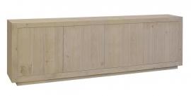 Dressoir Helder  4 deurs 240 cm