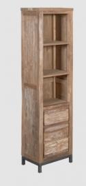 Boekenkast Venetie 50cm