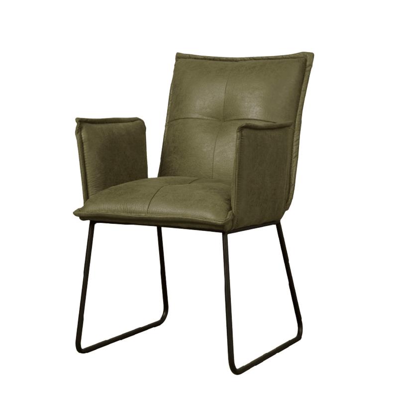 Seda stoel met armleuning