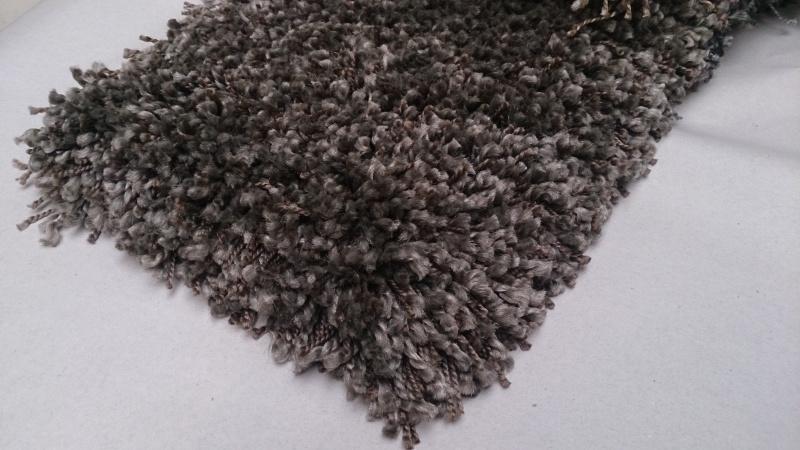 Luxes karpet grijs