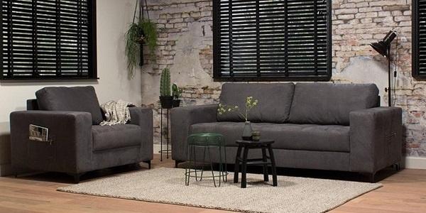 Damian 2,5 zit sofa