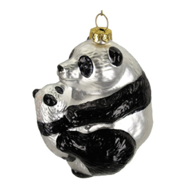 Kerst ornament 'Panda'