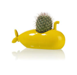 Planter Yellow Submarine S