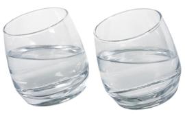 Whiskey glazen (set van 6)