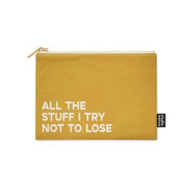 "Canvas bag ""Stuff"""