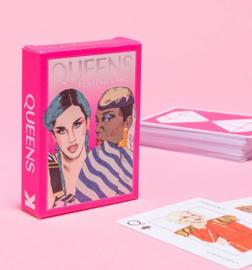 Queens Playing Cards/ Speelkaarten