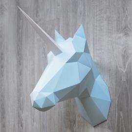 Assembli papieren Paard / Unicorn mint