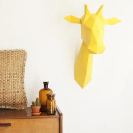 Assembli papieren Giraffe