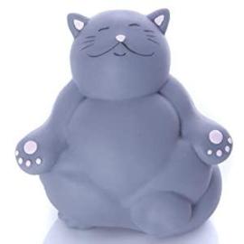 Stress Toy Grey Cat