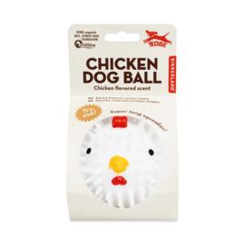 Kikkerland  Honden speel bal