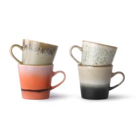 HK living 70's americano mug set (ACE6920)