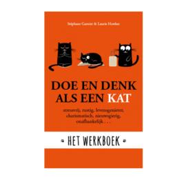 Werkboek Doe en denk als een kat