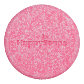 Happy soaps La Vie en Rose  shampoo bar