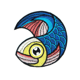 Patch koi vis