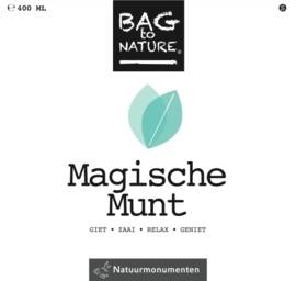 Bag to nature: Magische Munt