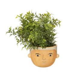 My kind of people mini planter Bradley