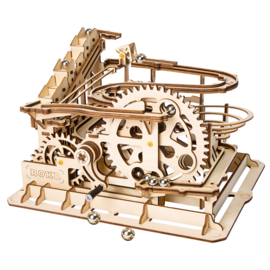Robotime DIY  houten Knikkerbaan