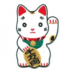 Patch maneki-neko