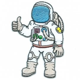 Patch astronaut